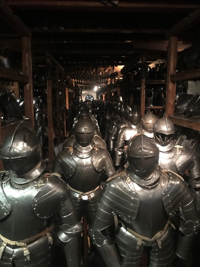 300 year old armour